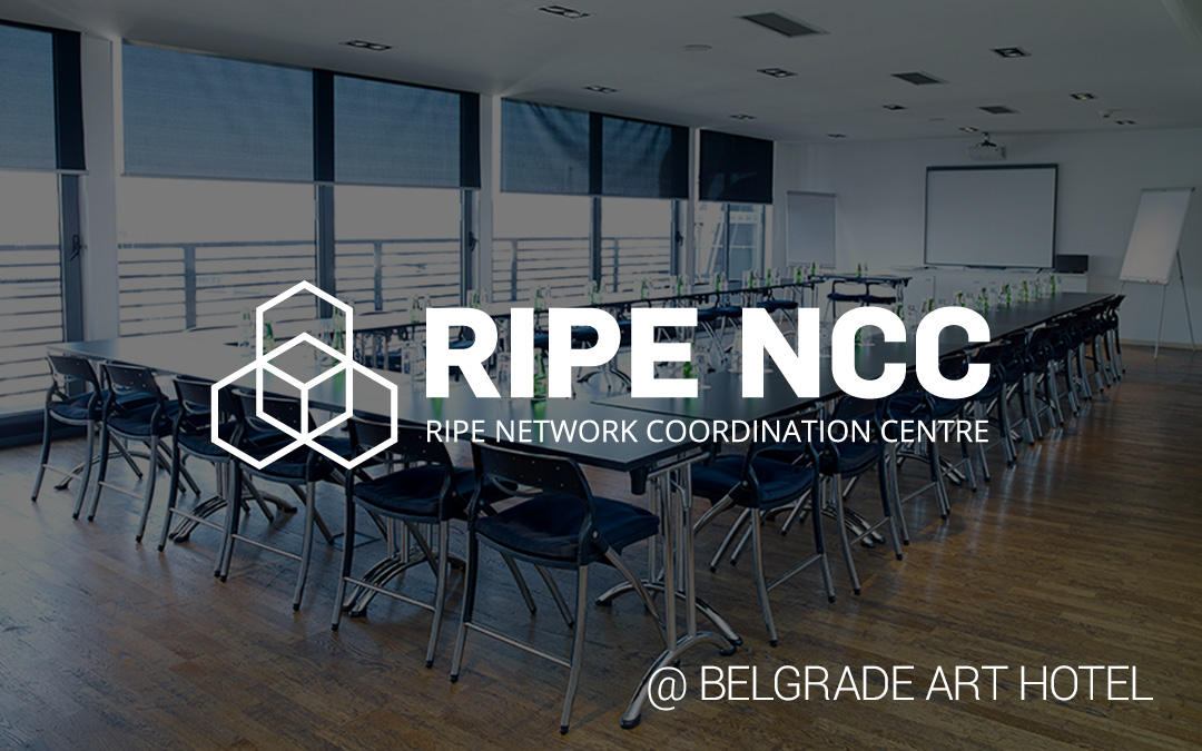 RIPE NCC trainings in days before RSNOG conference in Belgrade