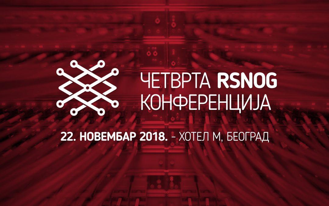 Otvorena registracija sa Četvrtu RSNOG konferenciju